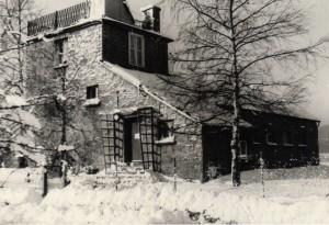 12. März 1972 - Haupteingang