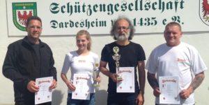 Dardesheim - Sieger